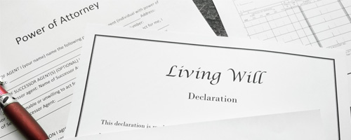 Estate & will documents