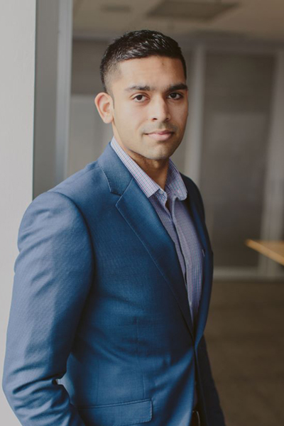 Jay Rajendram - Harkness Henry Solicitor