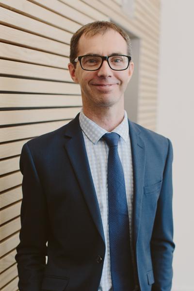 Matthew Peploe - Harkness Henry Partner